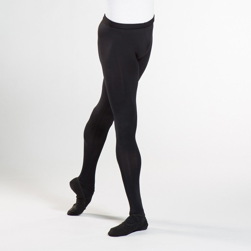 Wear Moi Men's SOLO Cotton Footed Tights