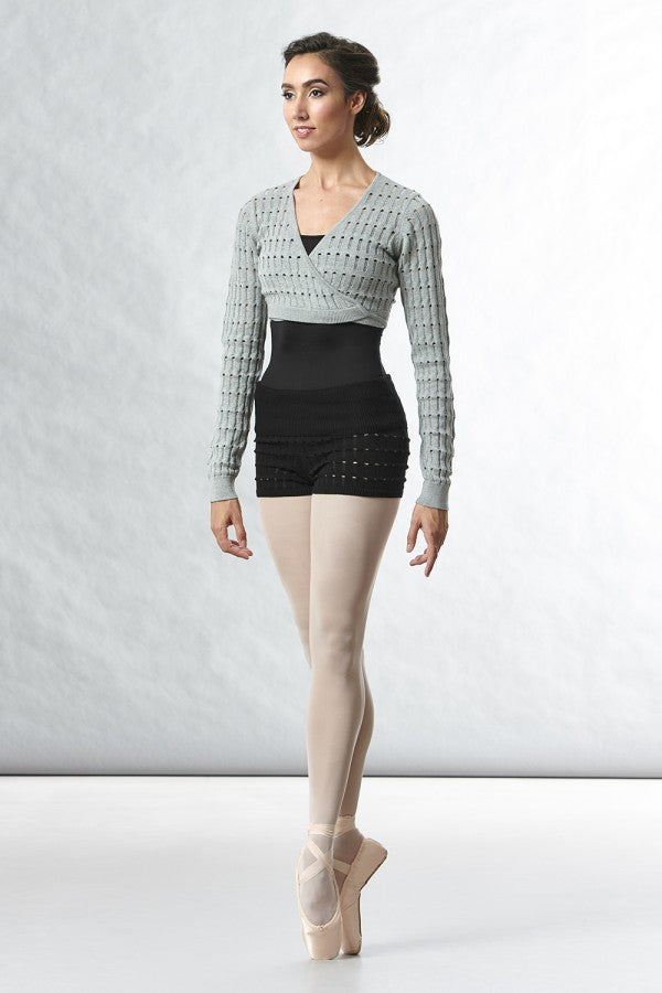 Bloch Z5539 Venetia Wrap  Sweater
