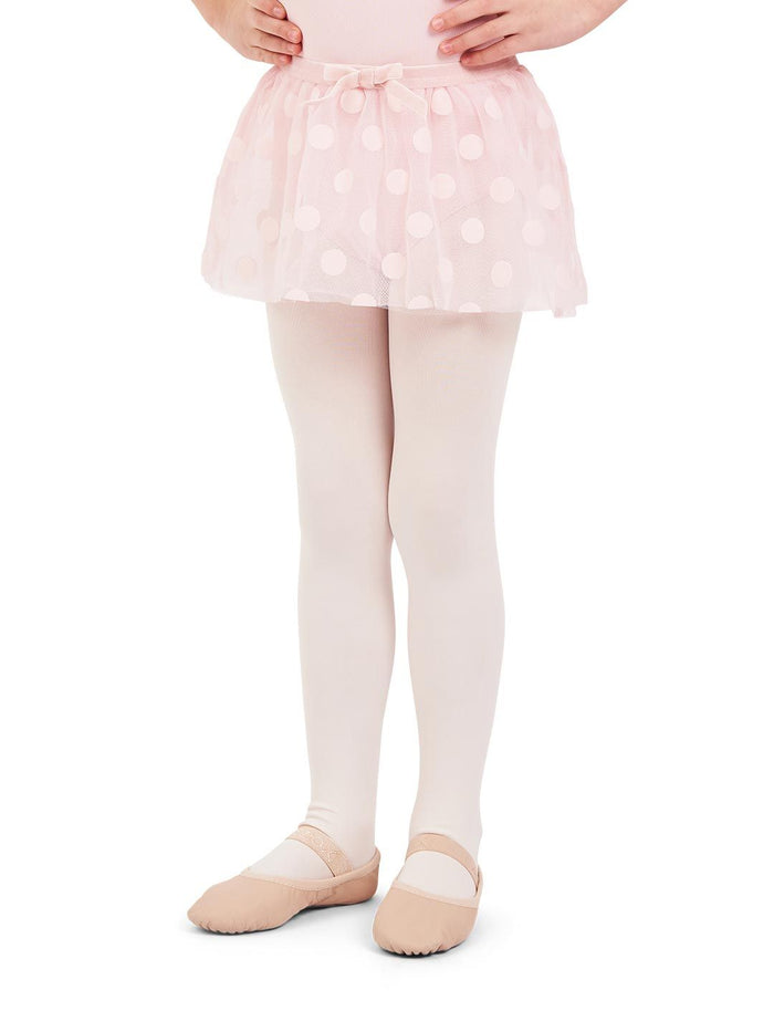 Capezio 11593C Sweet Kisses Pull On Skirt Girls