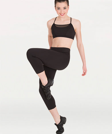 Body Wrappers CoreTech Crop Pants