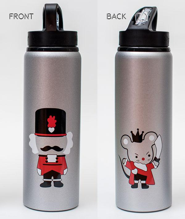 Nutcracker Water Bottle