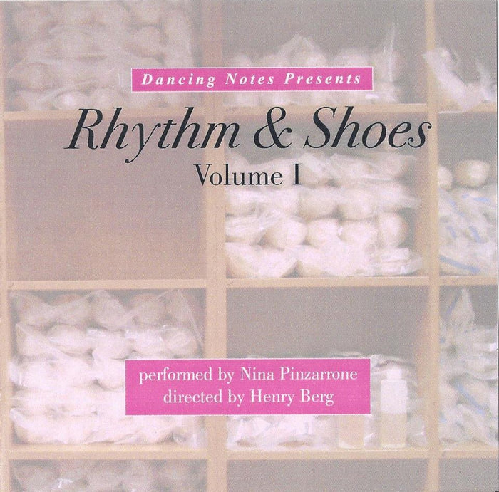 buy Rhythm & Shoes Volume I by Nina Pinzarrone