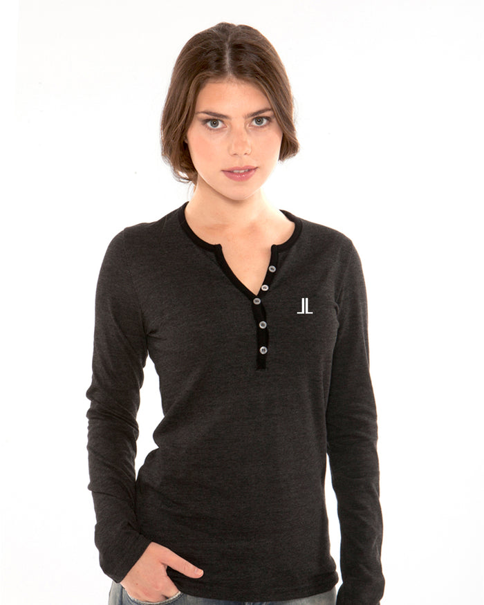 NBS Henley Long Sleeve Shirt