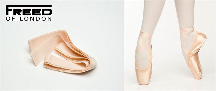 Freed Pointe Shoe Ribbon