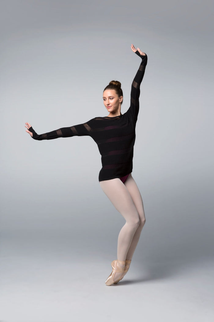 Bloch Striped Sweater