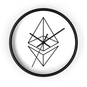 Ethereum Wall clock