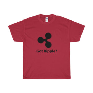 Got Ripple Cotton T-Shirt