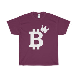 Bitcoin Is King T-Shirt