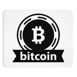 Bitcoin Banner Classic Mousepad