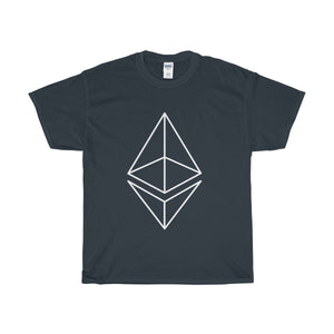 Ethereum Heavy Cotton T-Shirt