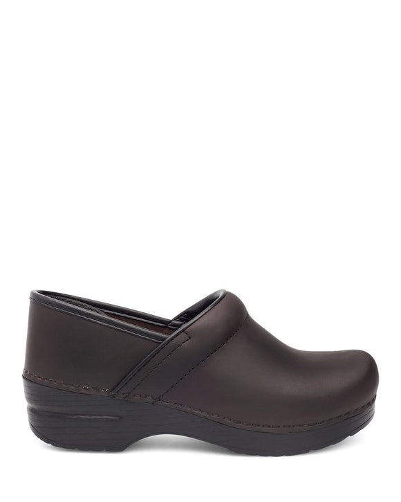 Dansko Professional Antique Brown/Blk