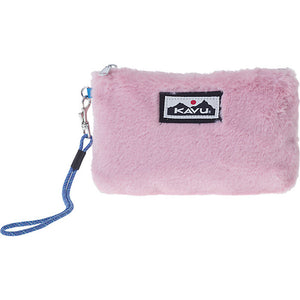 Kavu Plush Clutch Blush