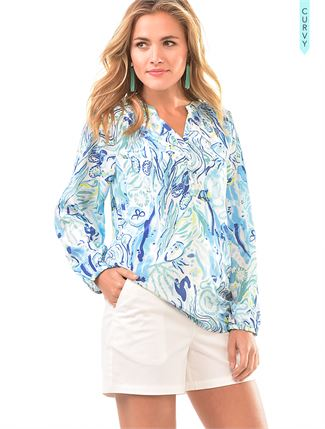 Charlie Paige Summer Blouse