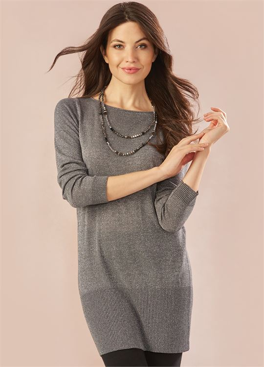 Charlie Paige Special Yarn Tunic