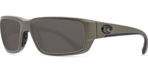 Costa Fantail Moss Grey Polarized Sunglasses