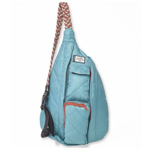 Kavu Mini Rope Puff Blue Spruce