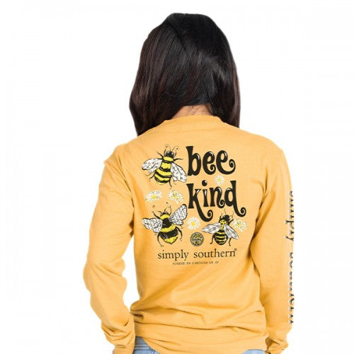 Simply Southern Bee Long Sleeve