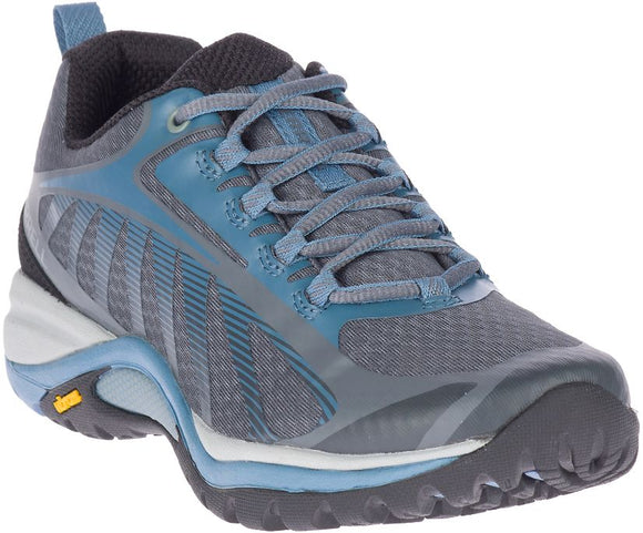 Ladies Merrell Siren Edge 3 Rock Bluestone