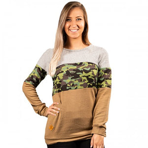 Simply Southern Camo Top