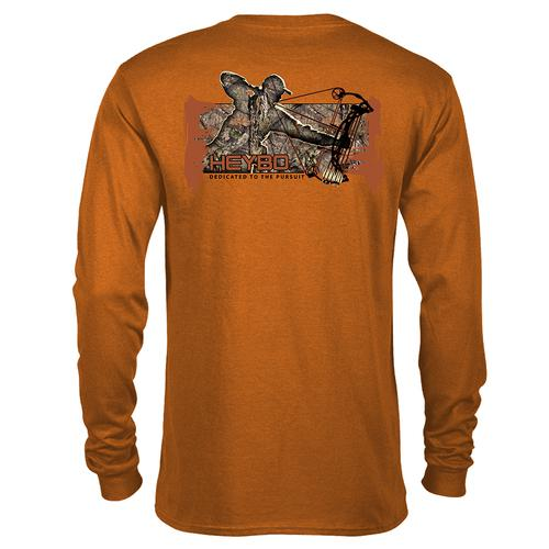 Heybo Bow Hunter Long Sleeve Tee