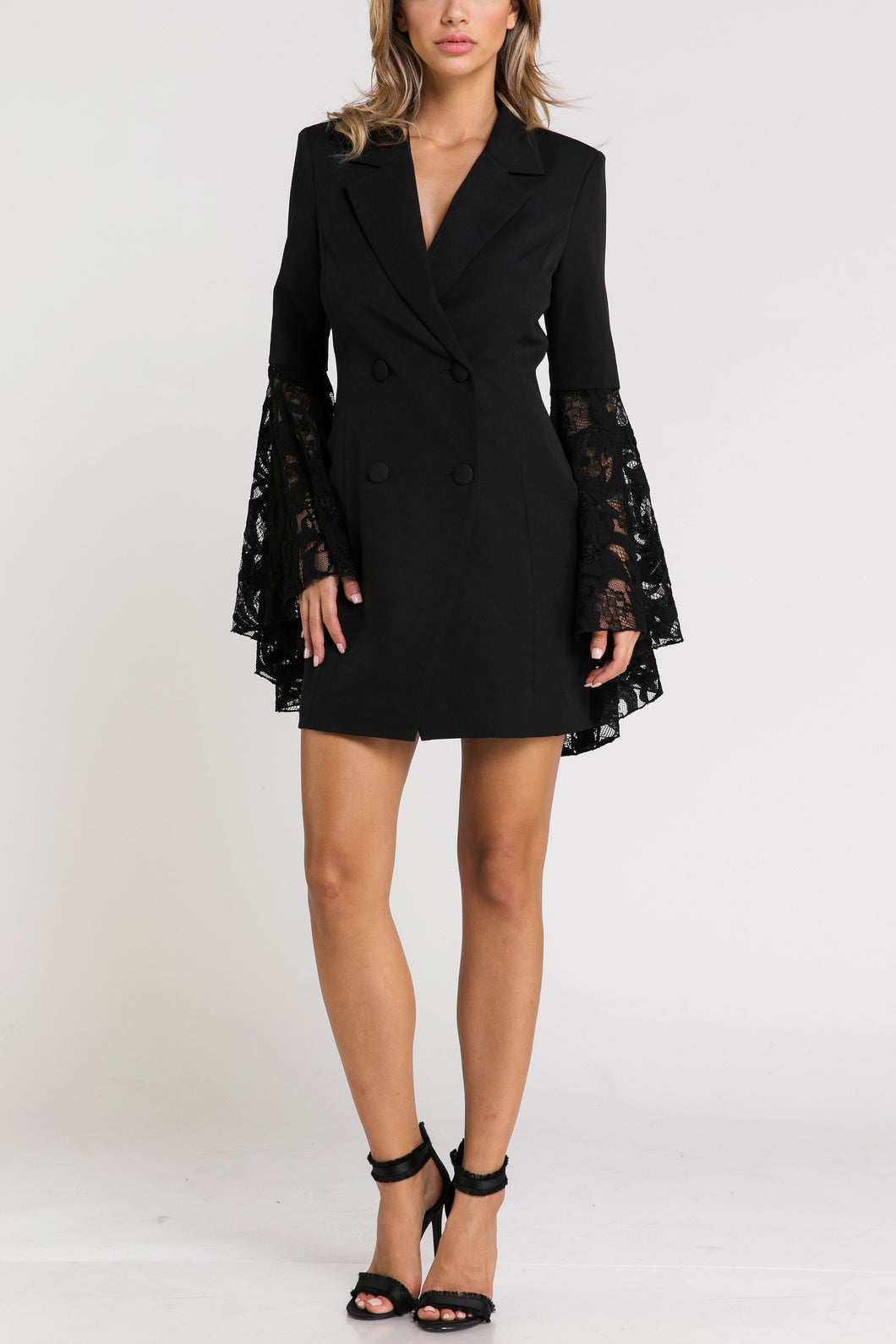 Audrey Blazer Dress
