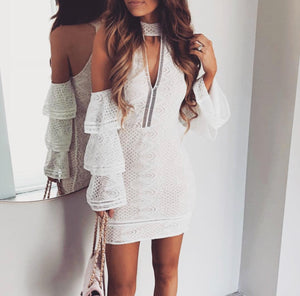 Lorena Lace Dress