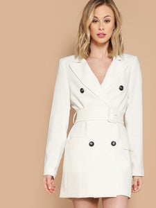 Becca Blazer Dress