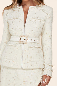 Gabriella Gold Dress