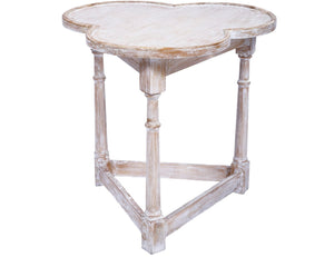 CLOVER GATE LEG TABLE - SCRUBBED PINE