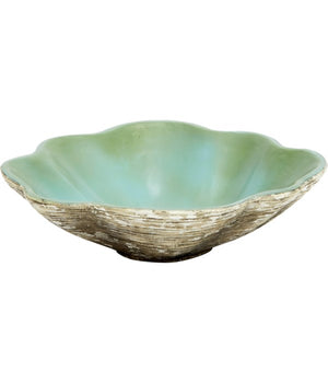 OYSTER BAY DECORATIVE BOWL