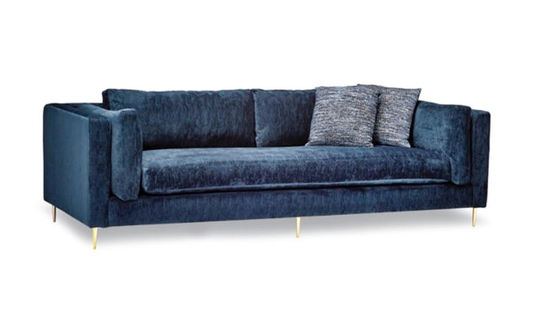 Acer sofa as seen in fabric grade 15