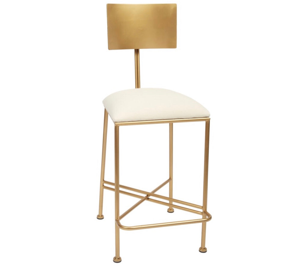 Queen counter stool