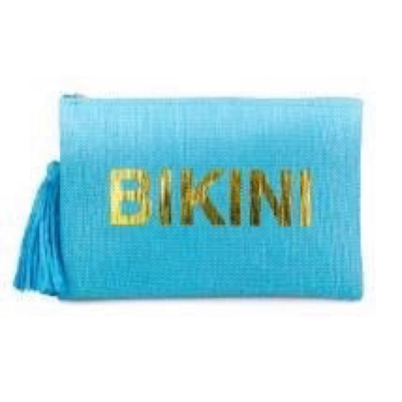 Bikini insulated clutch