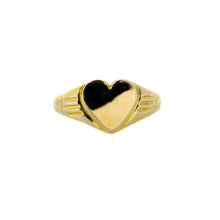 Load image into Gallery viewer, Heart Baby Ring