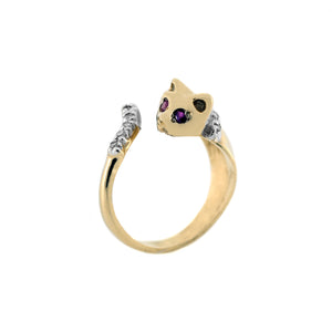 Open Cat Ring