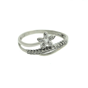 Full Bloom Flower Ring
