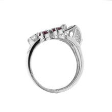 Load image into Gallery viewer, Ultra Glam Ruby Ring