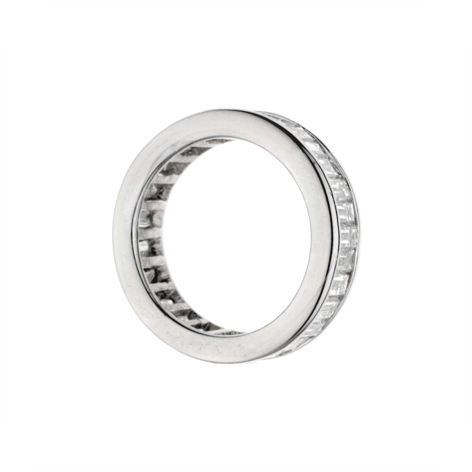 Luxe Diamond Eternity Band
