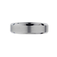 Load image into Gallery viewer, Dura Tungsten Brushed and Polished Men's Wedding Band