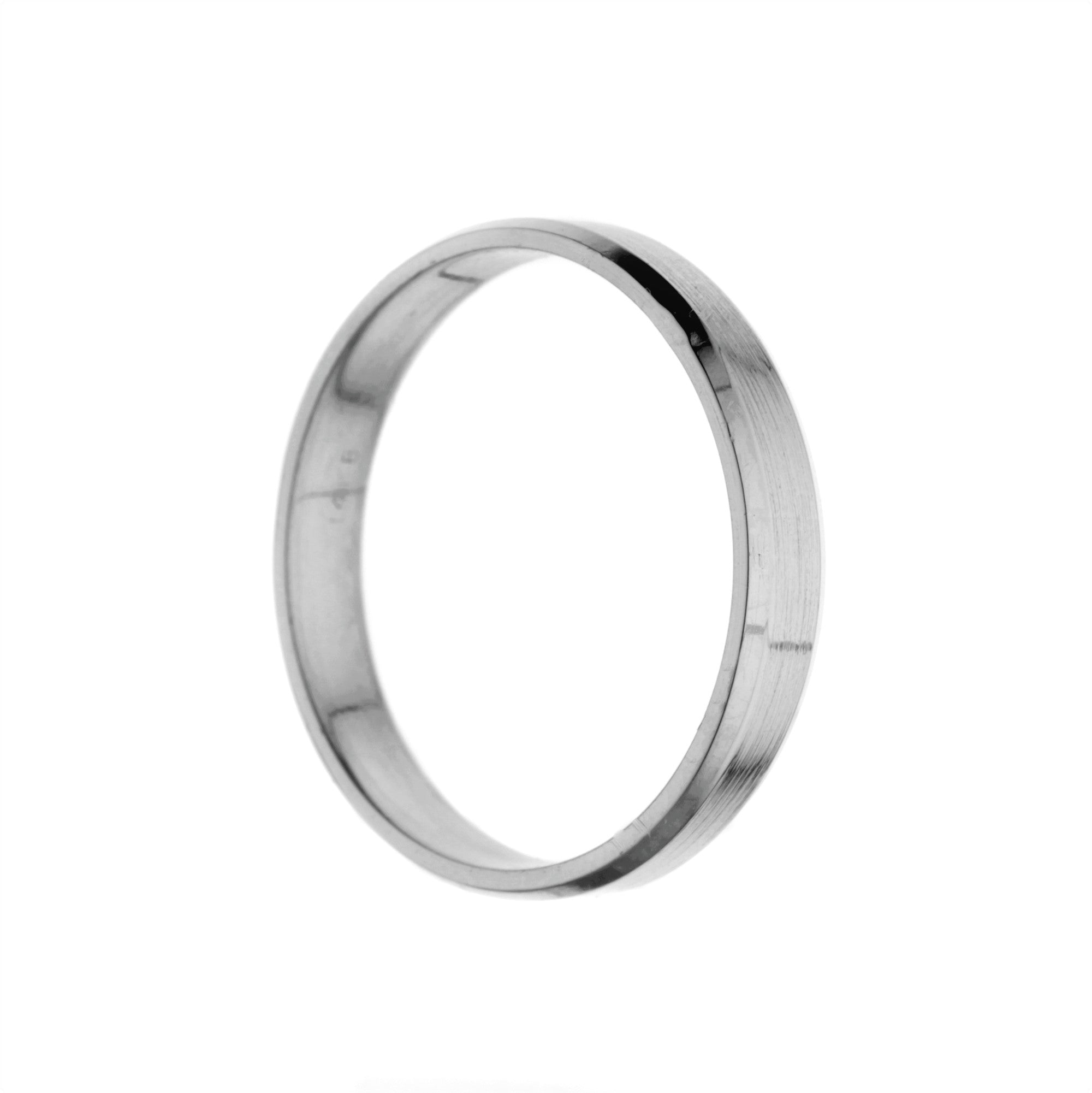 Dura Tungsten Brushed and Polished Men's Wedding Band