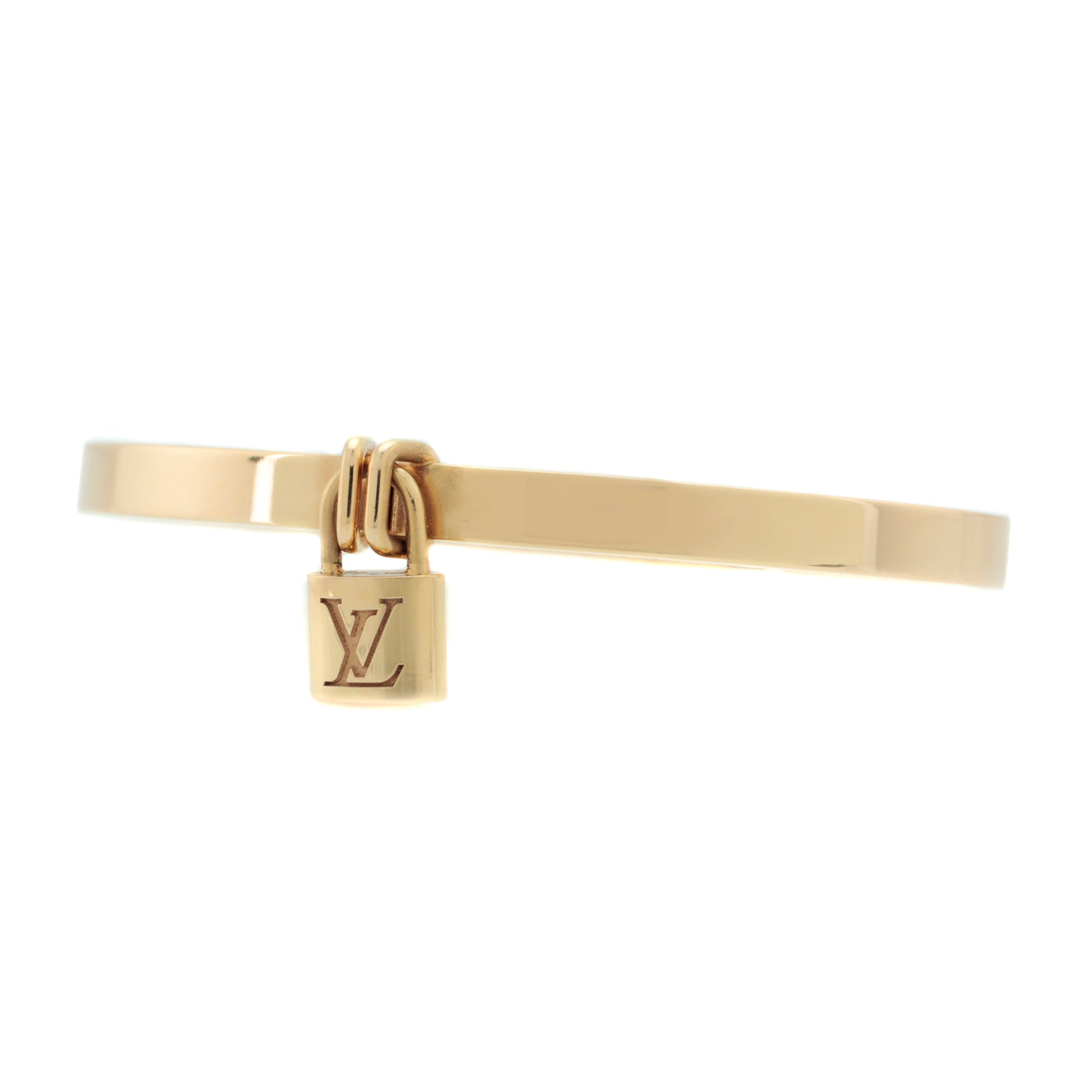 Louis Vuitton Lock-it Bracelet