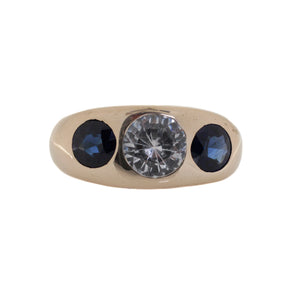 Three Stone Ring