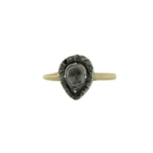 Load image into Gallery viewer, Antique Rose Cut Diamond in 14K Yellow Gold