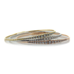Diamond Flex-Bangle