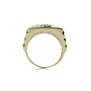 Men's Watch Motif Ring