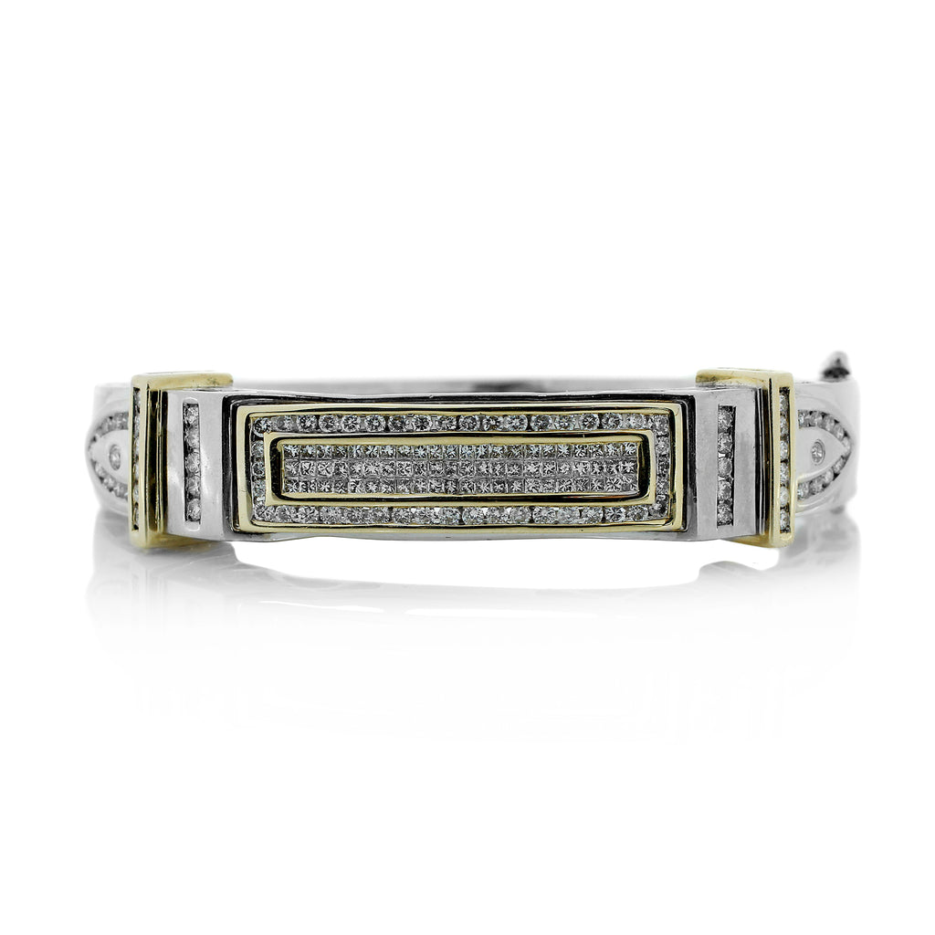 Men's Diamond Bracelet