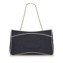 Load image into Gallery viewer, Vintage Chanel Jacquard Tote Bag