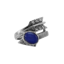Load image into Gallery viewer, Arrow Wraparound Ring in 14K White Gold