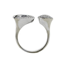 Load image into Gallery viewer, Wrap Around Ring in 18K White Gold