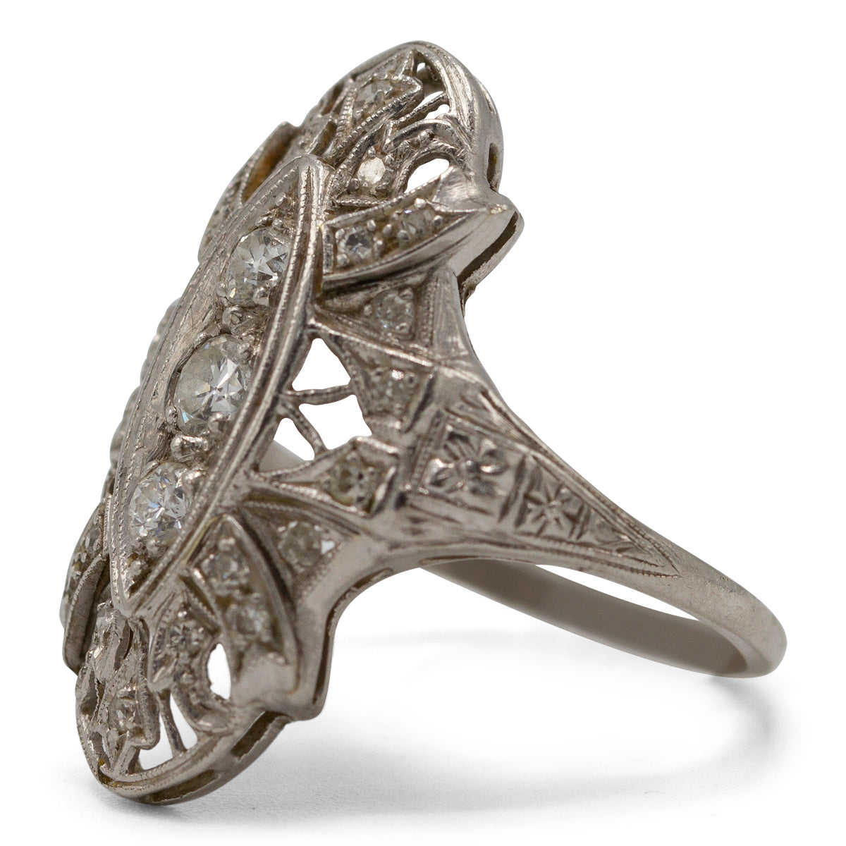 Antique Art Deco Ring